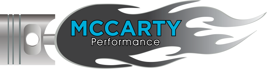 McCARTY Performance for black t-shirts
