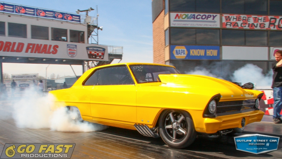 Outlaw Street Car Reunion 3 testing photo gallery – Drag RaDial MeDia